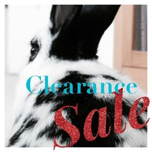 Limited time! All clearance items just $15!